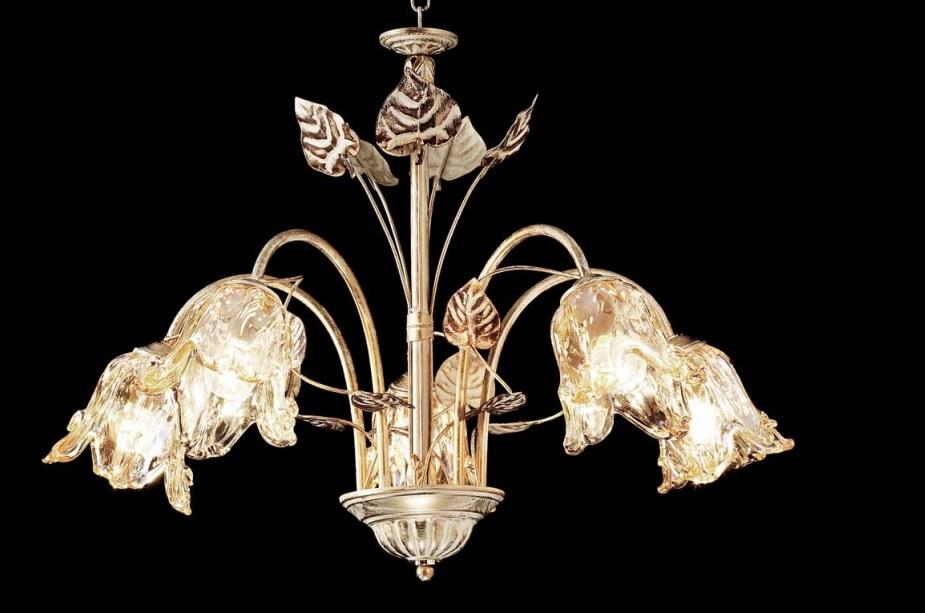 Lampadari in ferro battuto bianco lampadario in ferro for Lampadari arte povera