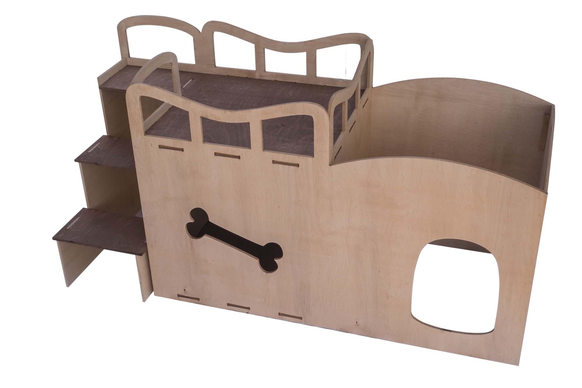 Cucce Piccole Per Cani dettagli su cuccia per cani di taglia piccola da interno in legno  multistrato pet015