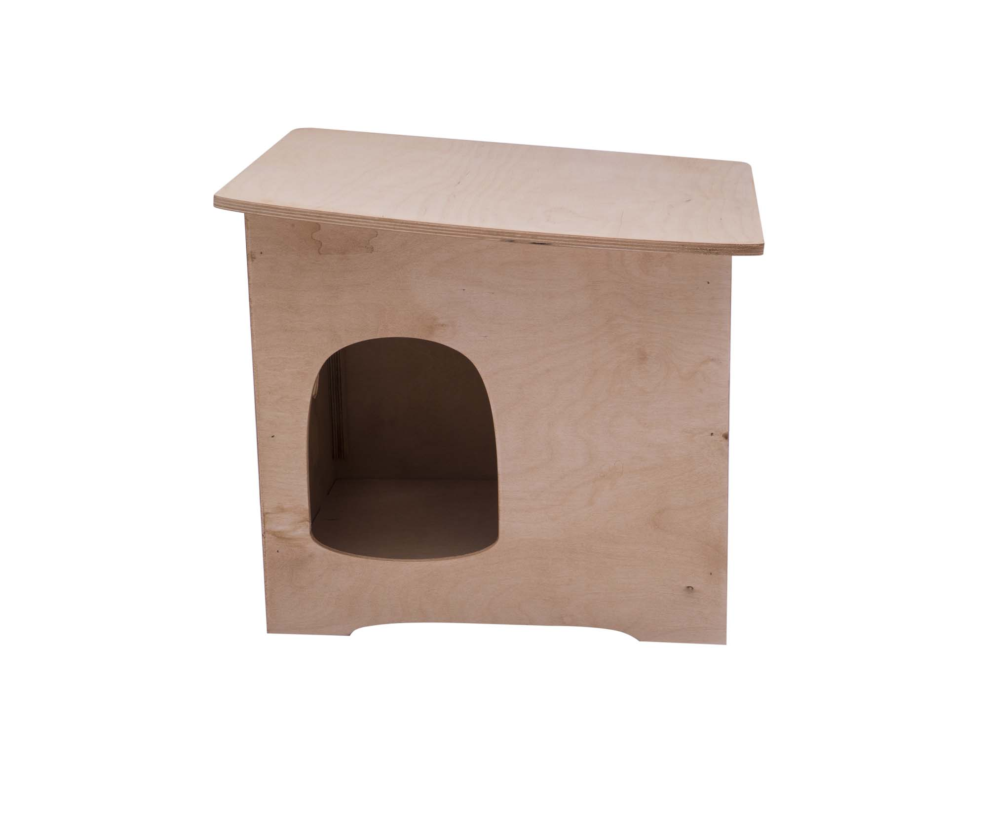 Cucce Piccole Per Cani dettagli su cuccia per cani taglia piccola da interno legno multistrato di  betulla pet002